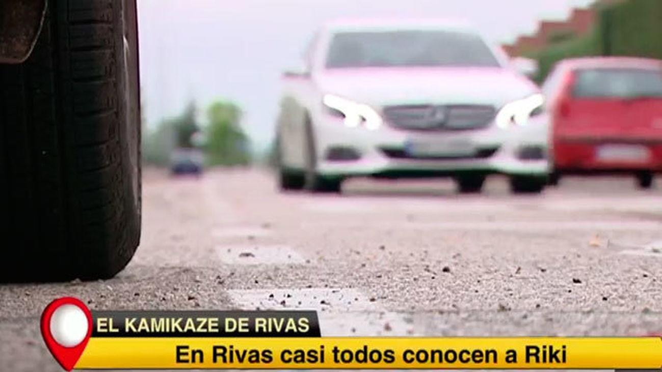 Caza al kamikaze de Rivas