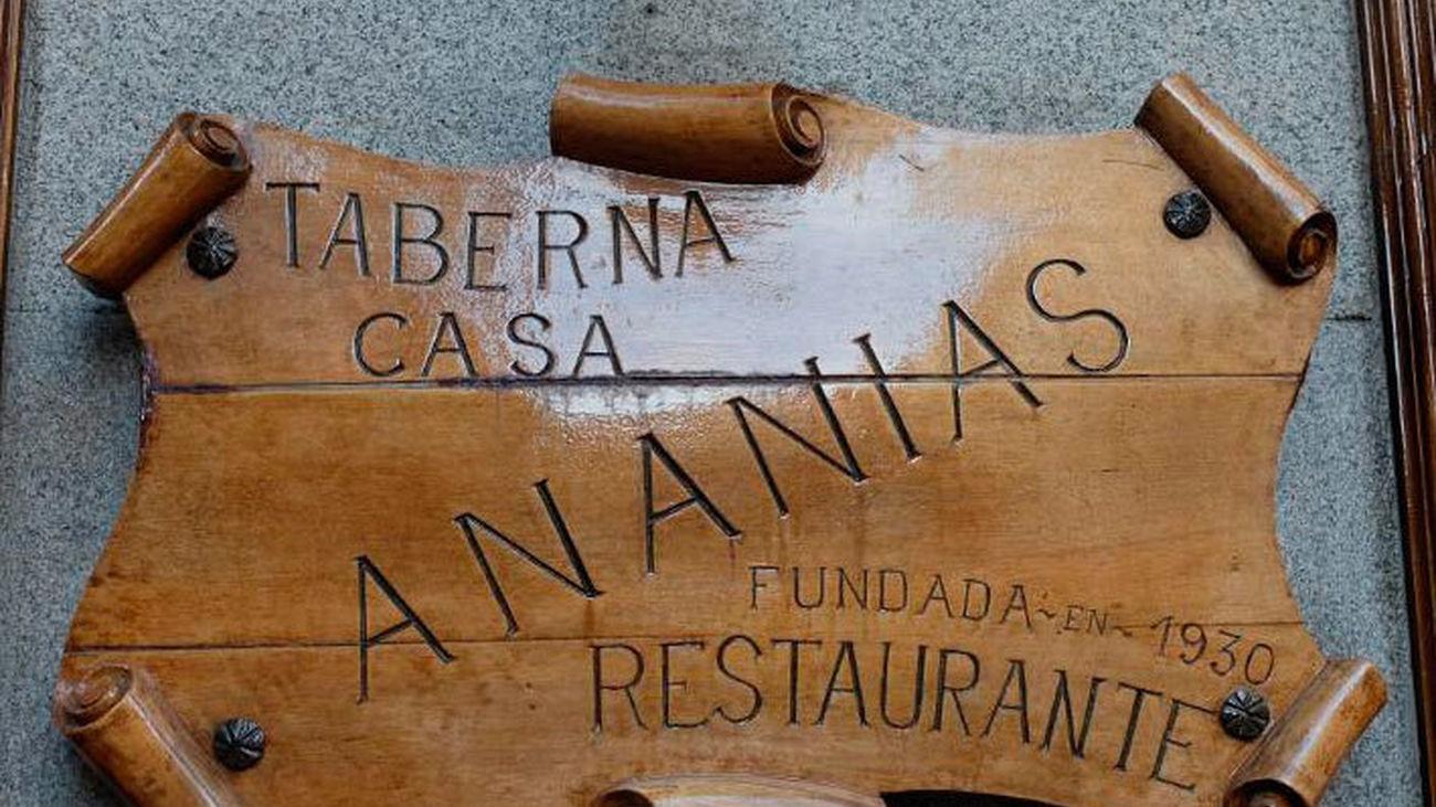 Guía Miguelín: Ananias