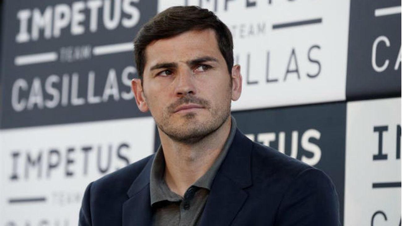 Iker Casillas anuncia que no se presentará a las elecciones de la Federación