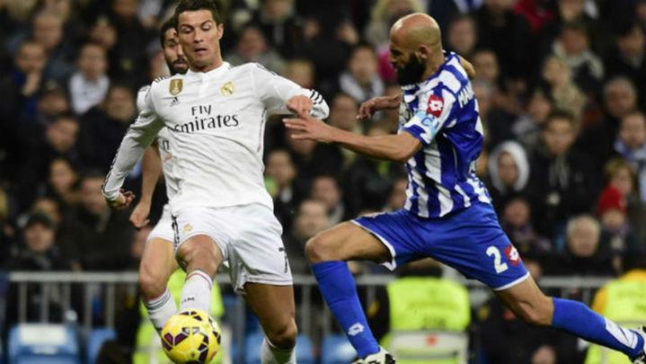 El Real Madrid se aferra a la esperanza ante el Deportivo