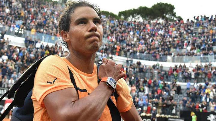 Roma: Un gran Nadal pierde ante un inmenso Djokovic
