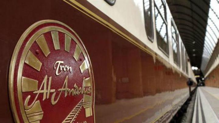 El tren turístico Al Andalus incorpora Madrid a su ruta del Camino de Santiago