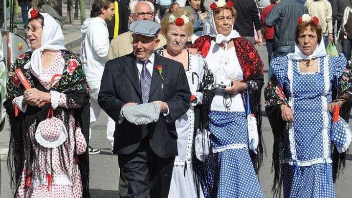 San Isidro: Madrid celebra sus fiestas más castizas