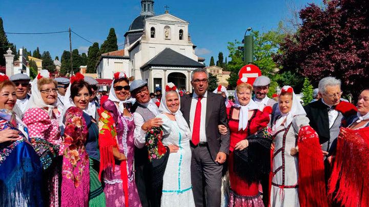 Carmena preside este lunes los actos institucionales de San Isidro