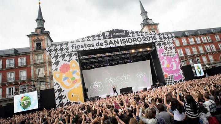 Limitan a 10.000 personas el aforo para presenciar los conciertos de la Plaza Mayor