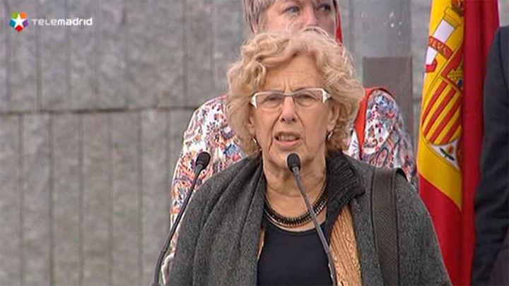 Carmena no descarta hacer una consulta popular sobre la Operación Chamartín