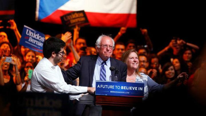 Nevada, ante los caucus demócratas con Sanders como favorito