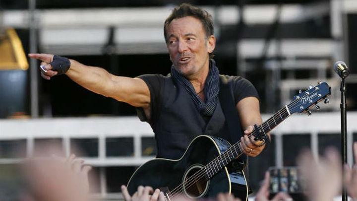 """Bruce Springsteen: """"Siempre me ha costado escribir un disco de rock and roll"""""""
