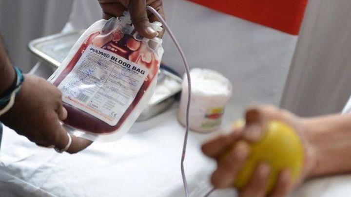 Maratón de donación de sangre en El Hospital Puerta de Hierro