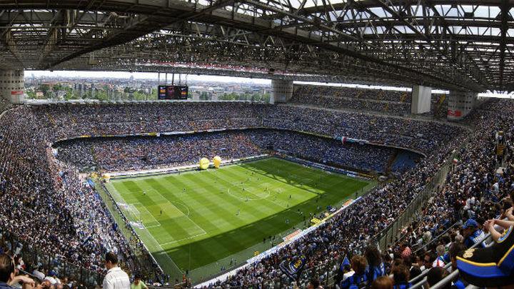 El estado del césped de San Siro preocupa a la UEFA