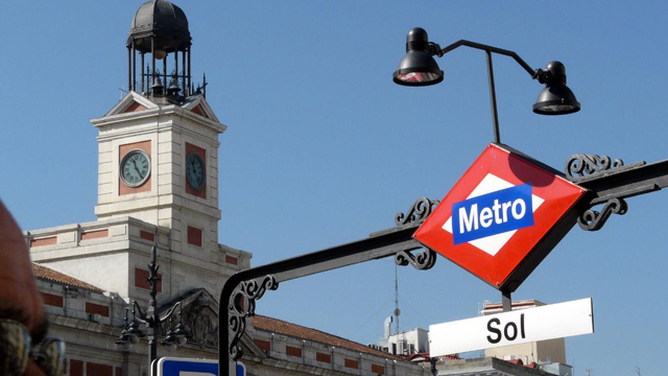 Metro de la Puerta del Sol