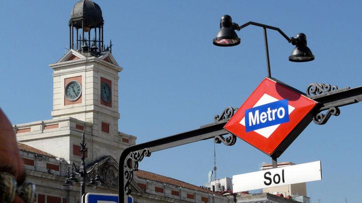 El túnel peatonal que une las estaciones de Sol y Gran Vía reabrirá el viernes