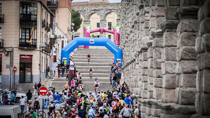 BH Madrid-Segovia, un desafío de los amantes del moutain bike