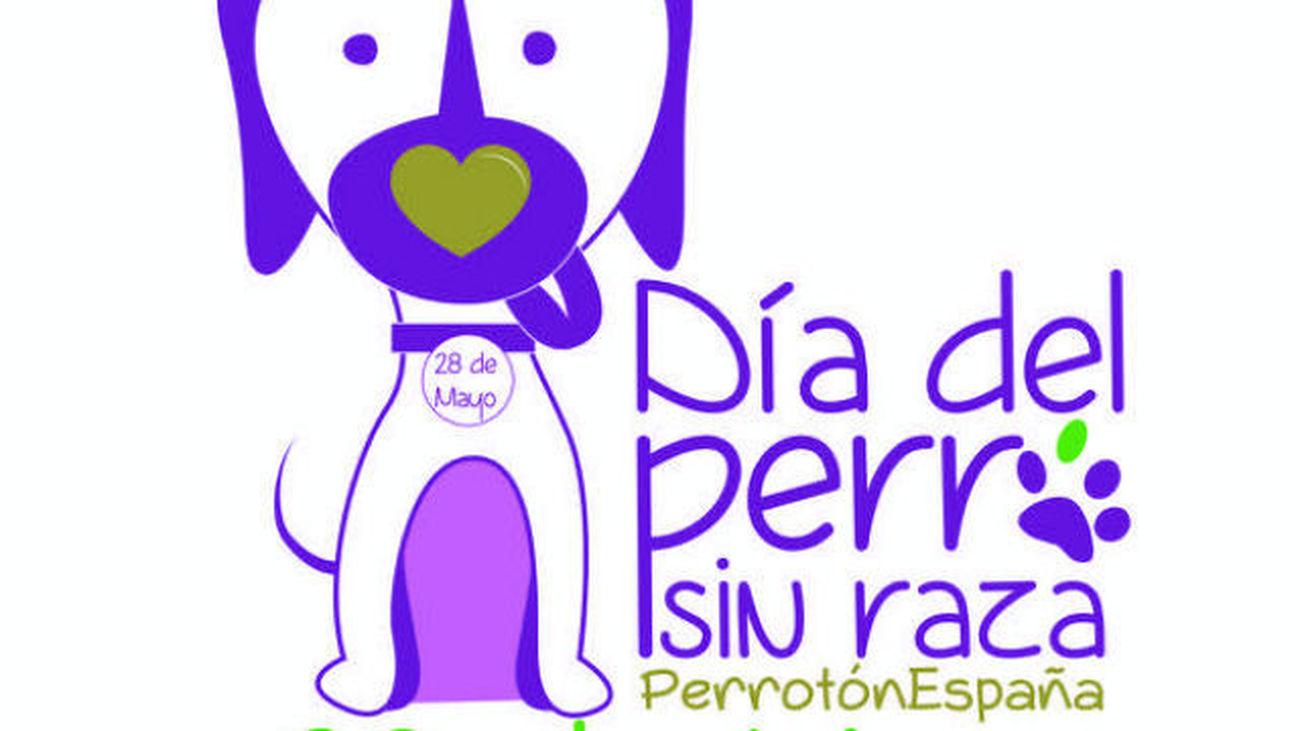 Cartel del día del perro sin raza