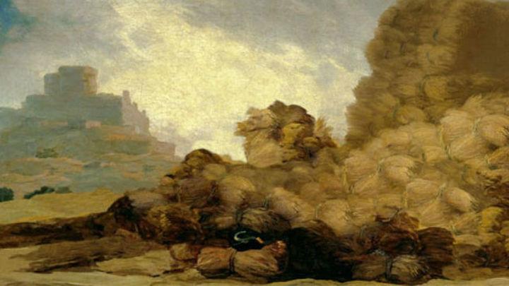 El Lázaro Galdiano expone las obras de Ballester sobre el Greco, Bosco y Goya
