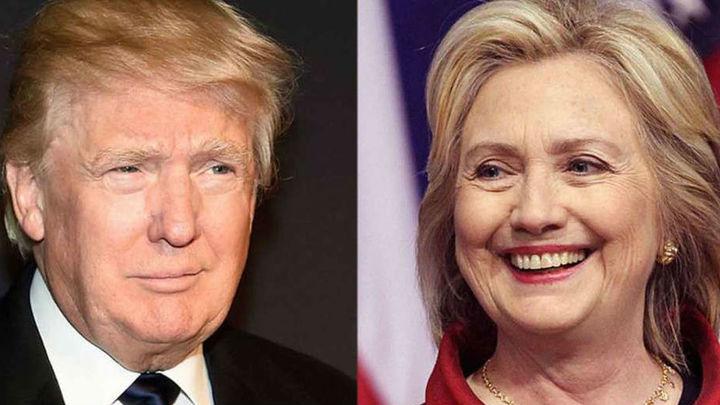 ¿Puede Donald Trump ganar a Hillary Clinton?