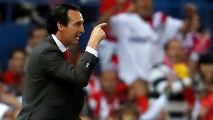 """Emery: """"Queríamos ganar, pero faltó frescura"""""""