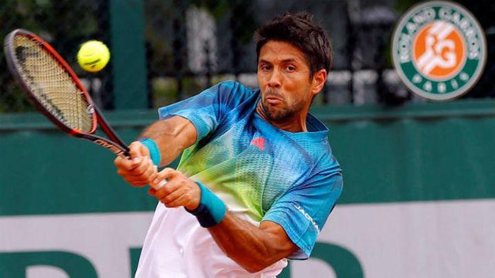 Roland Garros: Verdasco y Muguruza, a segunda ronda