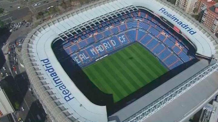 El Real Madrid reformará el Bernabéu en el verano de 2018