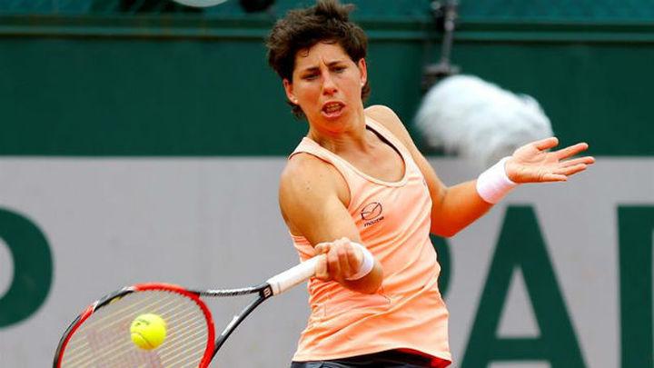 US Open: Carla Suárez pasa a octavos tras vencer a la rusa Vesnina