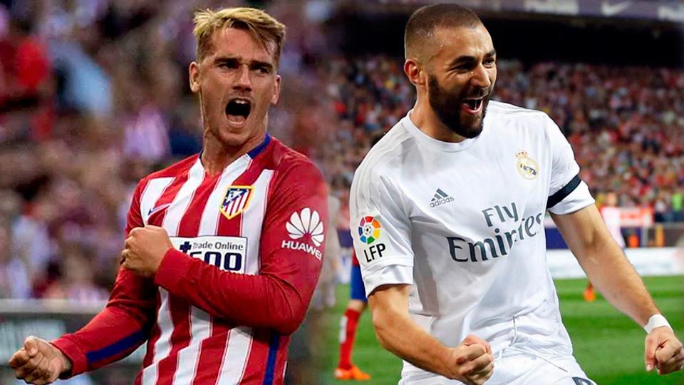 El derbi desde Lisboa: 5 triunfos del Atlético, 1 del Madrid y 4 empates
