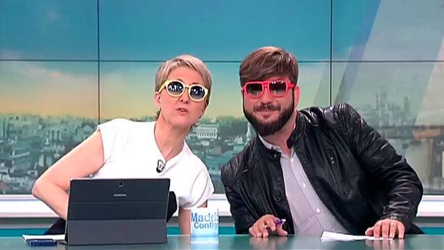 Gafas impresas en 3D y moda masculina 100% madrileña