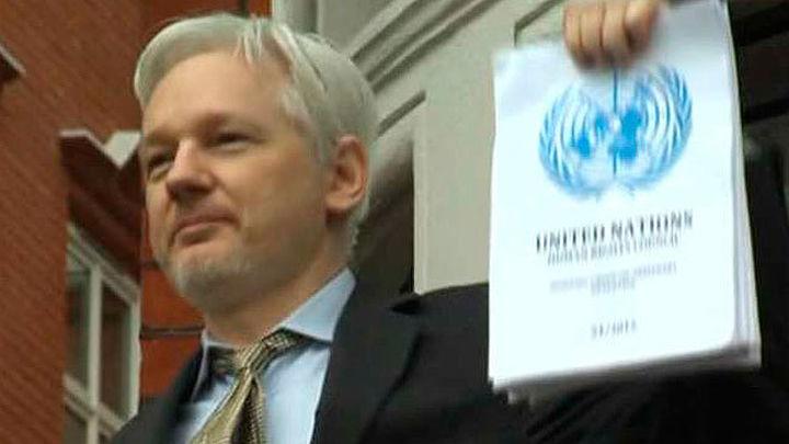 Assange exculpa al Kremlin del ataque cibernético contra Clinton