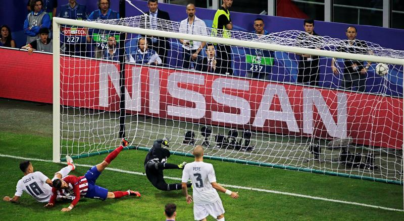 Gol de Carrasco