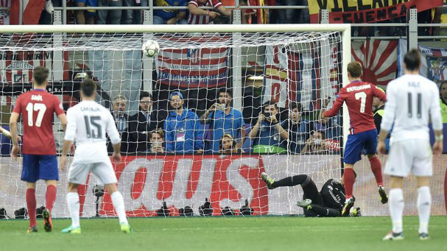 griezmann falla un penalti