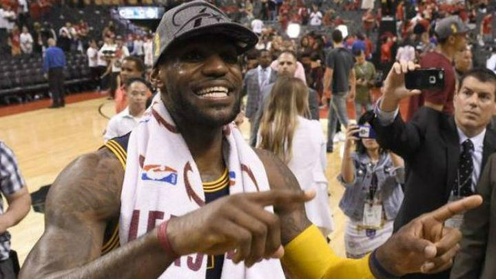 Los Cavaliers se coronan campeones de la Conferencia Este
