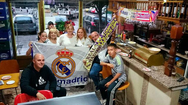 Sufriendo con el Madrid desde Alcorcón