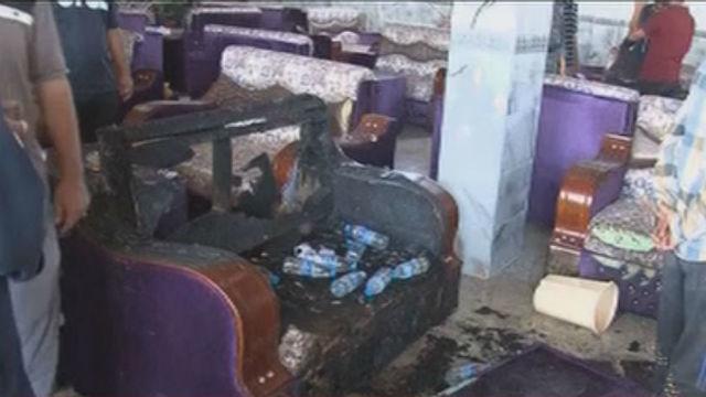 Doce muertos en otro atentado en Irak contra una peña madridista