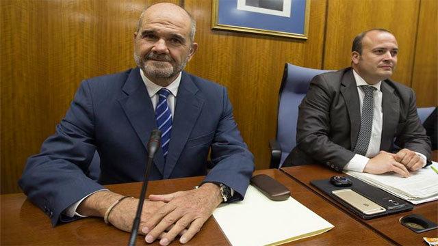 Chaves comparece en la comisión de investigación