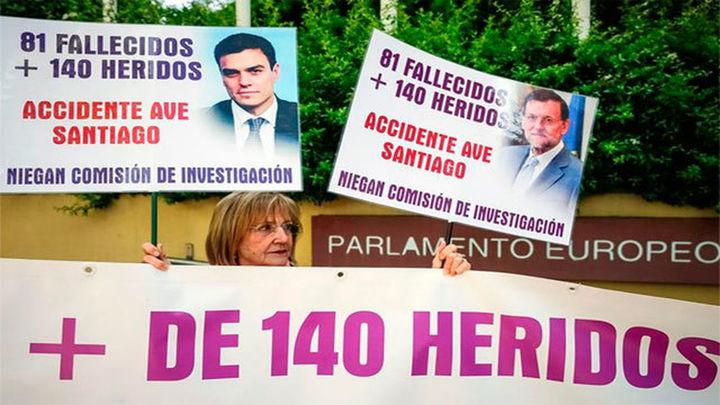 267.000 firmas para que la Comisión Europea publique el informe del accidente del Alvia