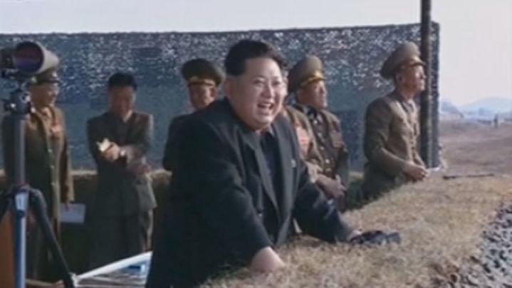 Corea del Norte lanza un misil balístico que resulta fallido