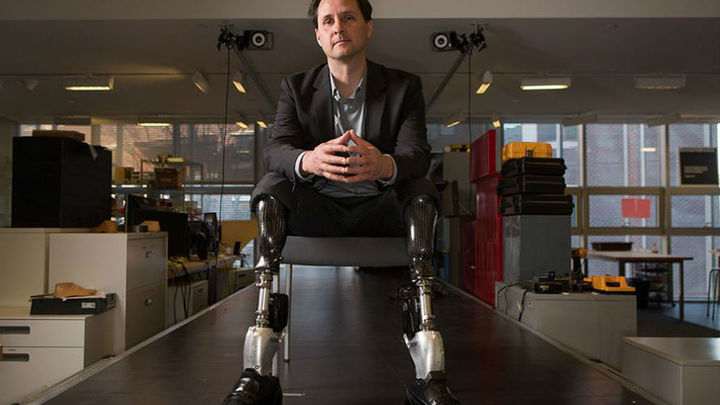 El diseñador biónico Hugh Herr, Premio Princesa de Asturias de Investigación