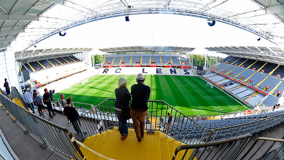 Stade Bollaert-Delelis de Lens