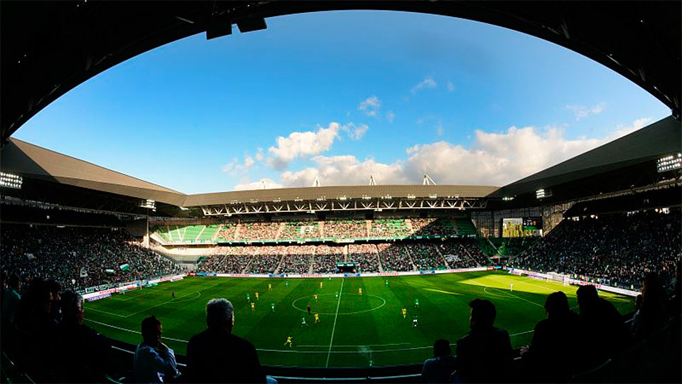 Stade Geoffroy-Guichard de Saint-Etienne