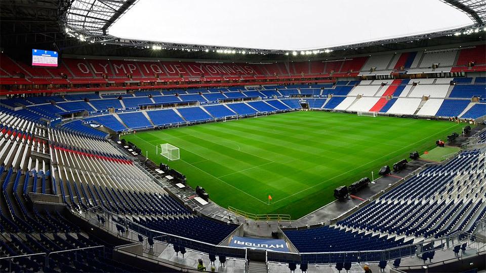 Stade de Lyon - Parc Olympique