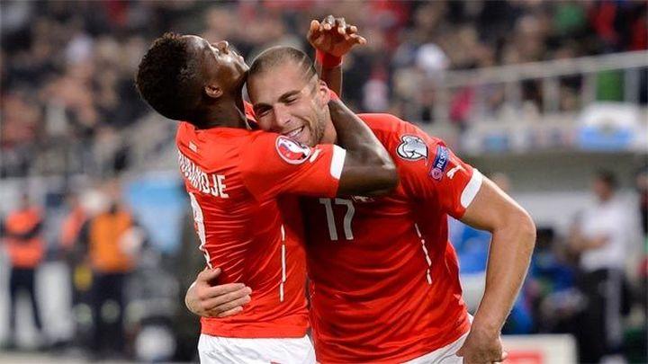 Eurocopa 2016: Suiza