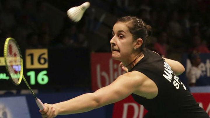 Carolina Marín, a semifinales del Abierto de Indonesia