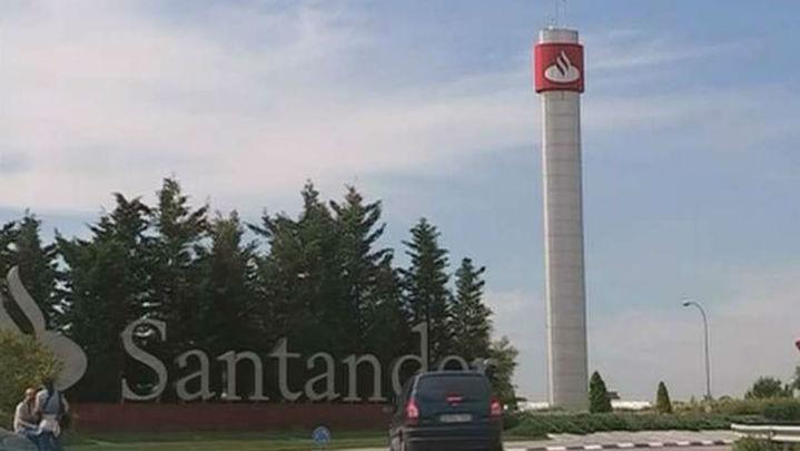 Santander, el más solvente, y Sabadell, el menos, según los test de estrés