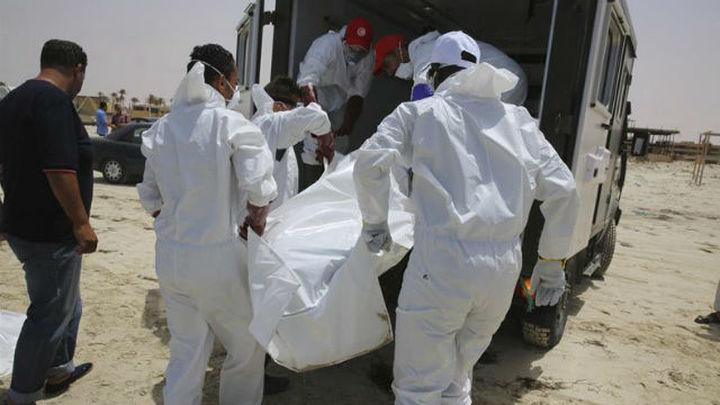 Recuperan 117 cadáveres de inmigrantes en la costa de Libia