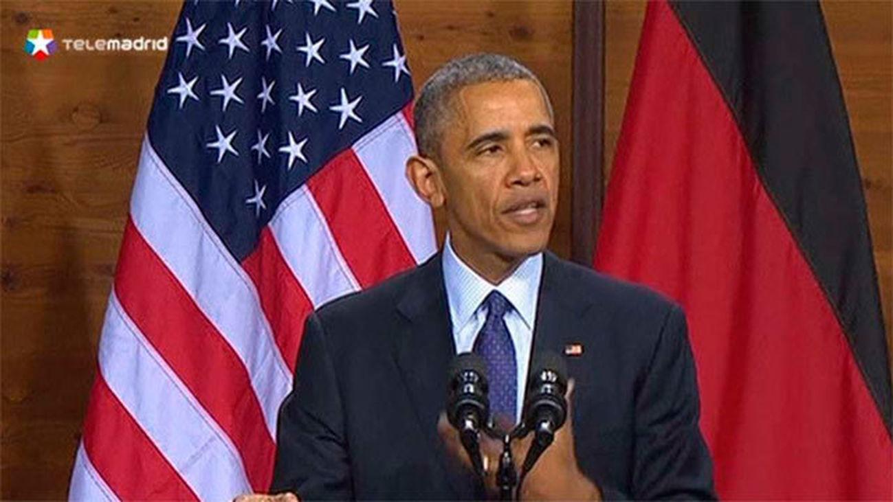 Obama visitará España del 9 al 11 de julio