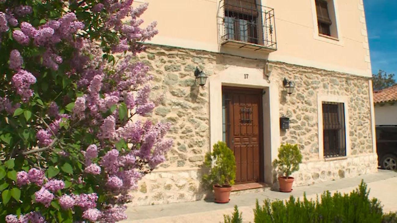 Villamanrique de Tajo: El cencerro, una casa rural con mucho encanto