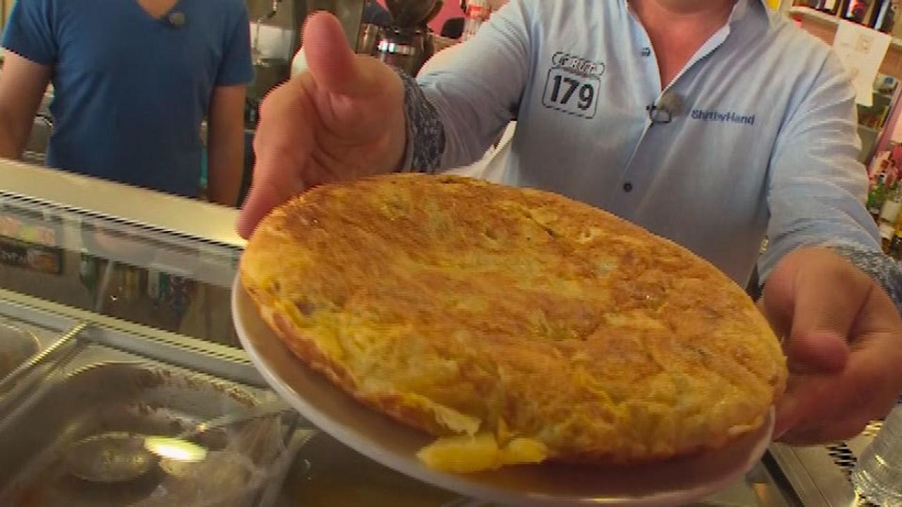 Villamanrique de Tajo: La mejor tortilla de patata