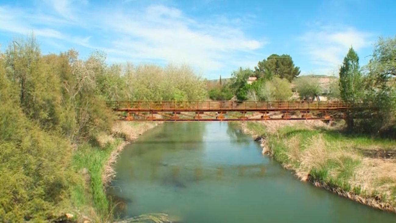 Villamanrique de Tajo: El río Tajo