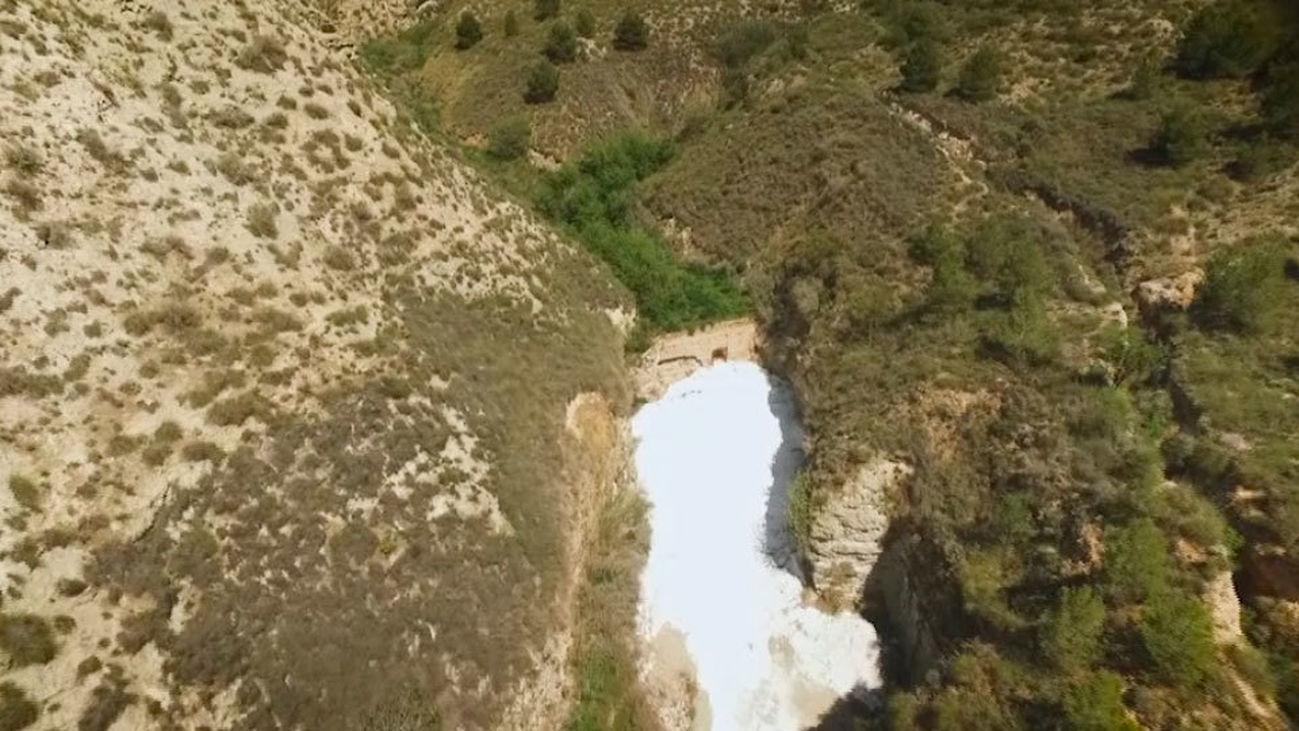 Villamanrique de Tajo: Las salinas