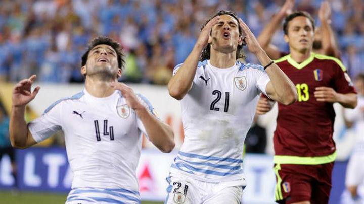 Copa América: Uruguay cae con Venezuela (1-0) y queda eliminado