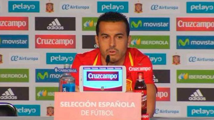 "Pedro: ""Tenemos ganas de repetir otra vez un grandísimo torneo"""
